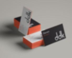 DDK Furniture Logo Design