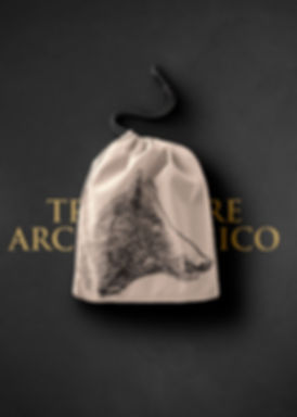 Truffierre Archeologico Truffle Logo Design