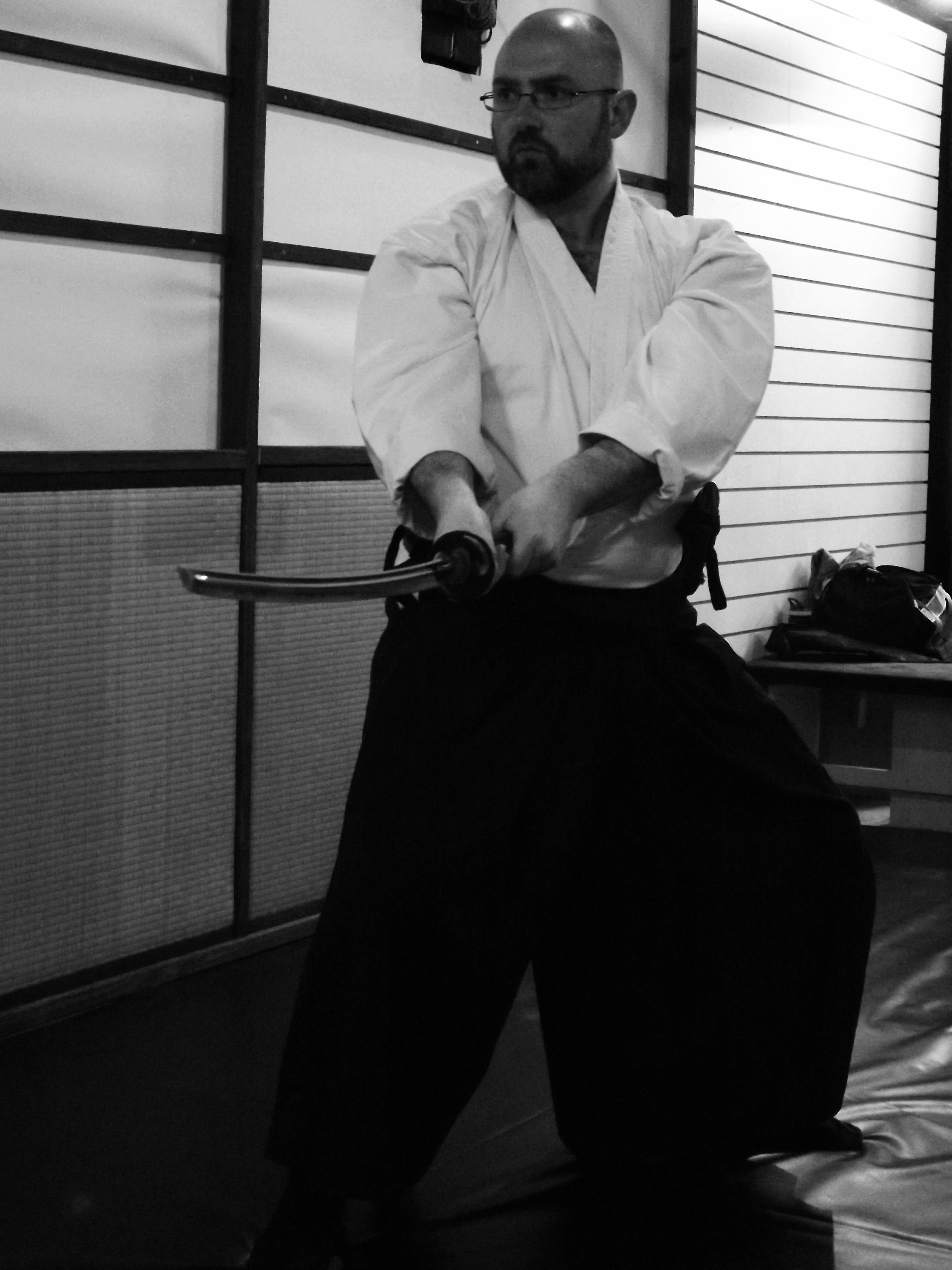 Shinkido martial Arts