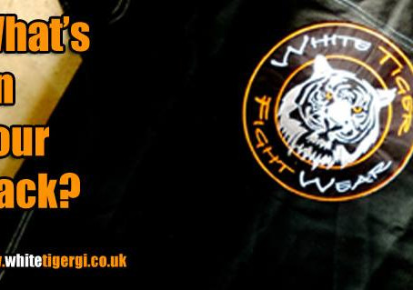Why You Should Buy a White Tiger Karate Gi