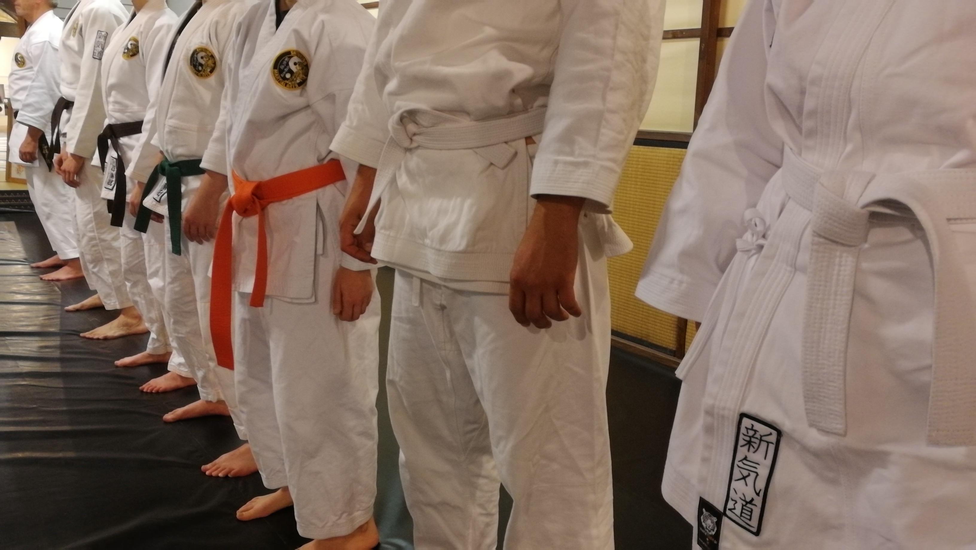 Martial Arts Classes Eveasham Karate Cla