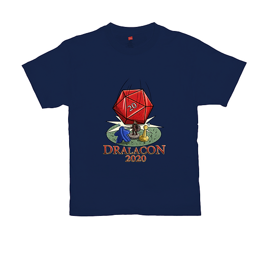 Limited Edition DralaCon 2020 T-Shirt