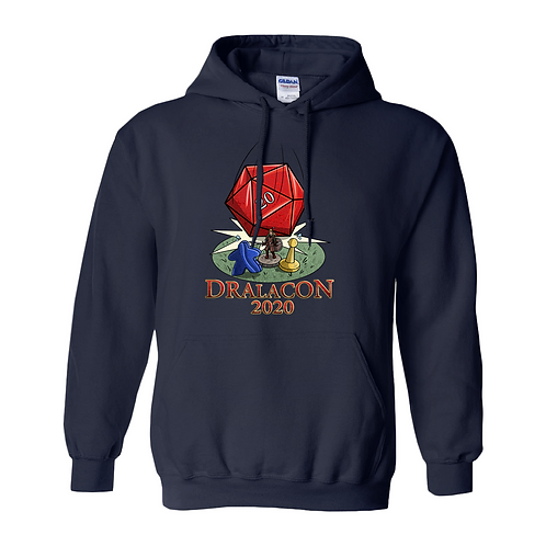 Limited Edition DralaCon 2020 Hoodie