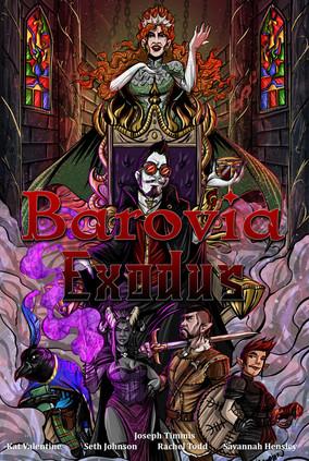Barovia Exodus