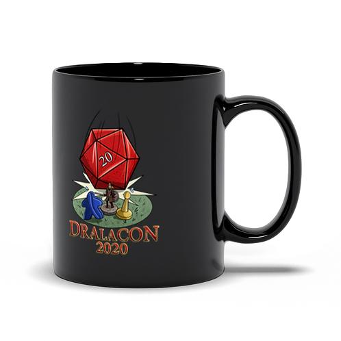Limited Edition DralaCon 2020 Mug