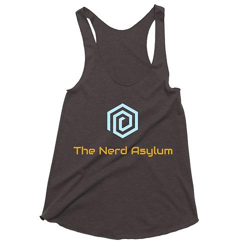 Nerd Asylum Tank Top