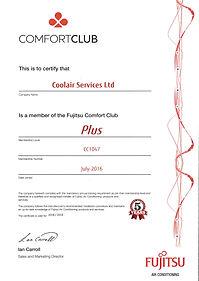 Fujitsu Comfort Club Certificate.jpg