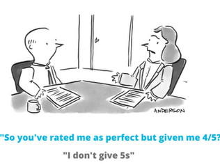 Can You Rate People Accurately? – A Short Exercise