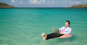 Surf and Work: Is the Office Dead?