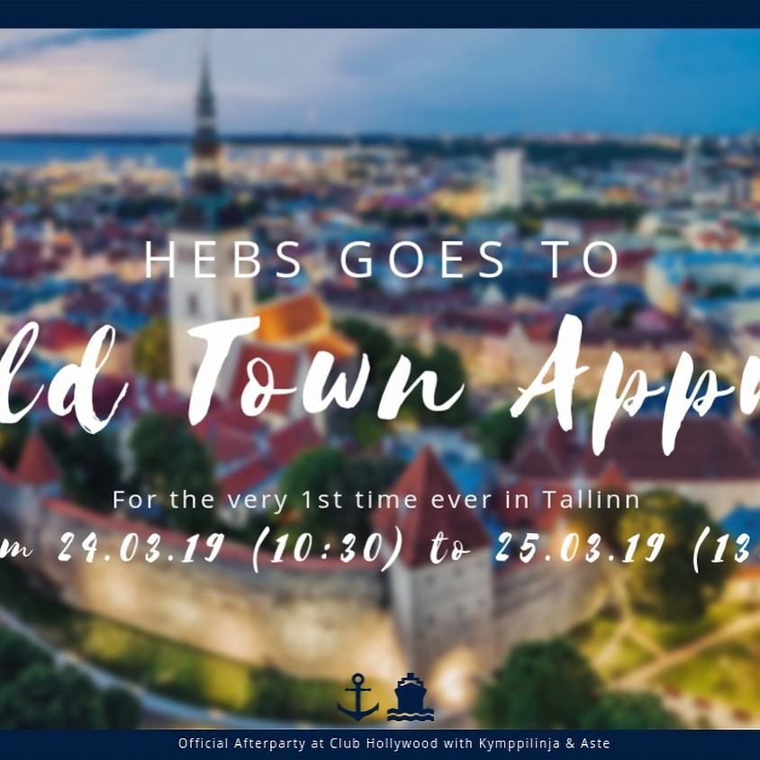 HEBS Goes To: Old Town Appro 2019 (1)