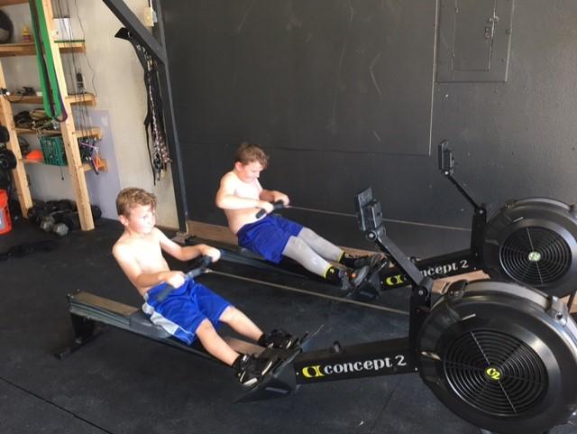 kids row