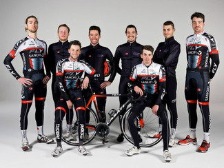 FLY CYCLING TEAM ha scelto ICE-KEY