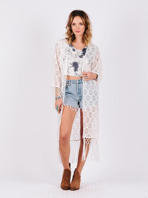 Love Lace Caftan