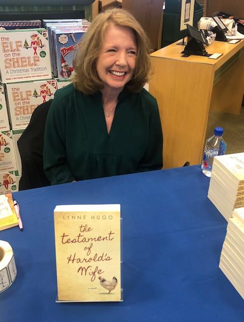 At Barnes & Noble in Wilmington, NC .JPG