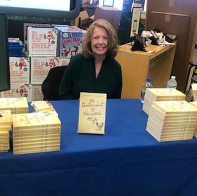 At Barnes & Noble in Wilmington, NC.JPG