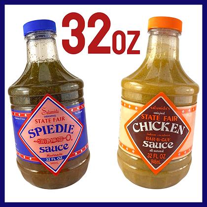 32oz bottles 12-pack