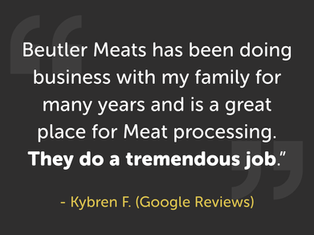Customer Quote from Kybren F.