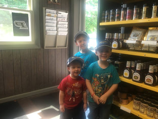 Lynd Boys with Beutler Meat Hats