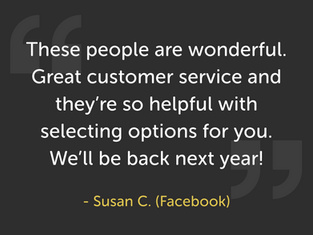 Customer Quote From Susan C.