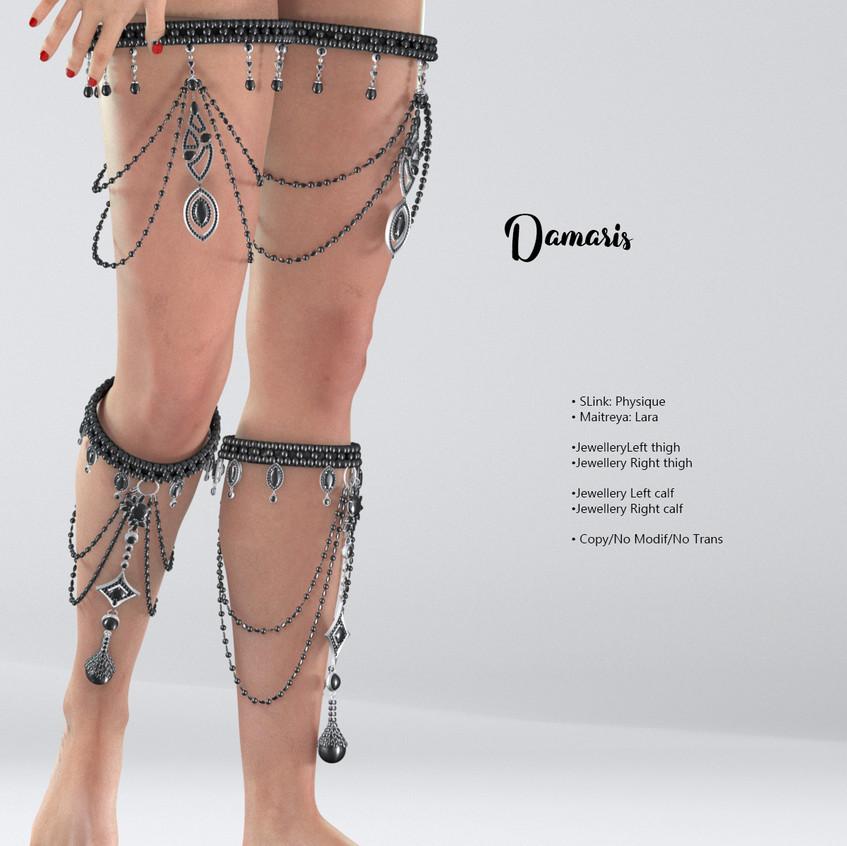 AZOURY - Damaris Jewellery Onyx