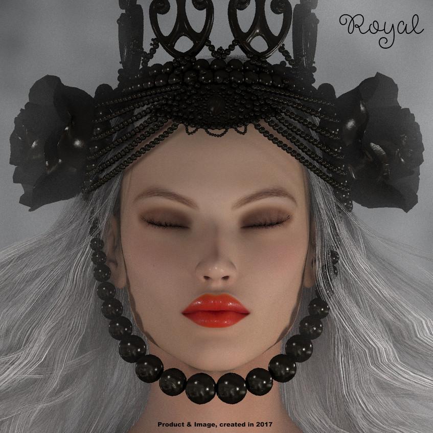 AZOURY - Royal Crown [Metallic Dark]