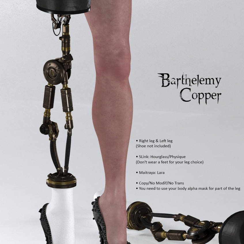 AZOURY - Barthelemy [Copper]