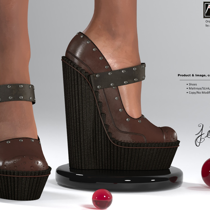 AZOURY - Jim Shoes [Cognac]