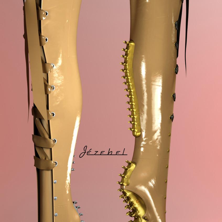 AZOURY_-_Jézebel_Thigh-high_boots_[Cream]