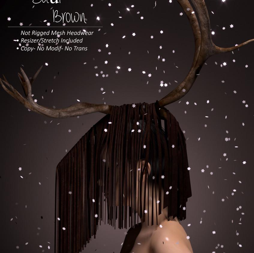 AZOURY - Saul Hedwear [Brown]