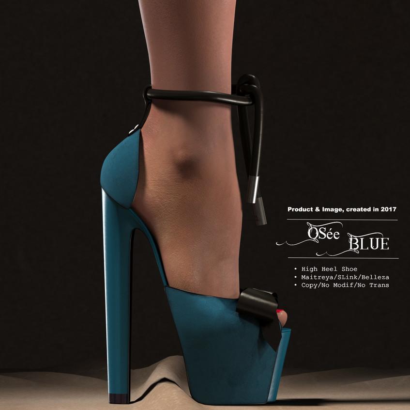 AZOURY_-_Osée_High_Heel_Shoe_[Blue]