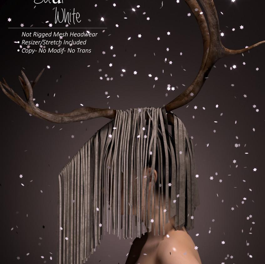 AZOURY - Saul Hedwear [White]