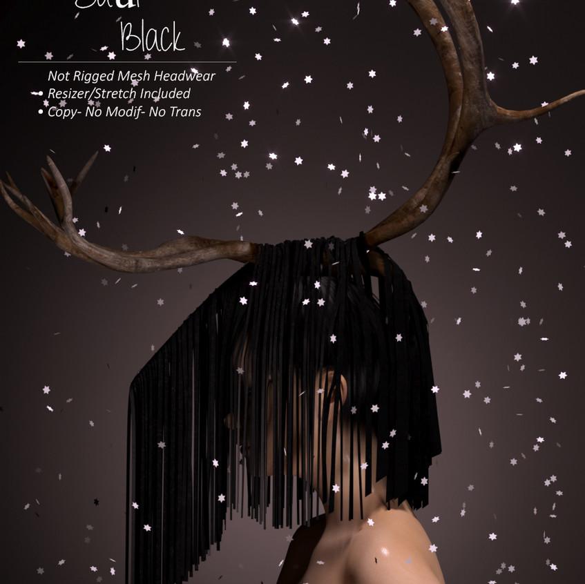 AZOURY - Saul Hedwear [Black]