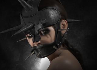 Peu de mots Mask for FaMESHed X