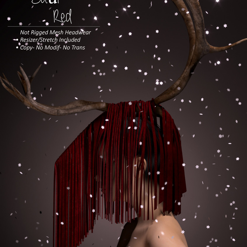 AZOURY - Saul Hedwear [Red]