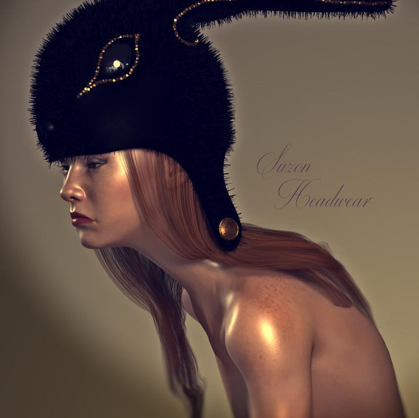Suzon headwear soon...