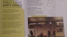 Artist in Residence, Pablo Lugo Wednesday 4 February 2015 - Saturday 21 March 2015