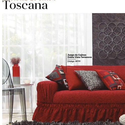 Cobertor Sillon Toscana Love Seat