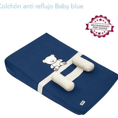 Colchón Anti-Reflujo Baby Blue