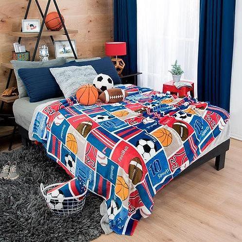 Cobertor Ligero Deportivo