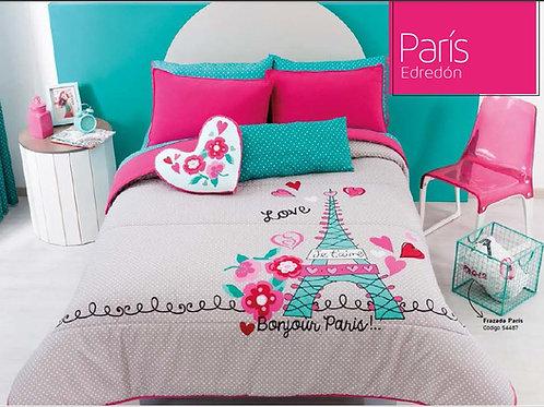 Edredón París