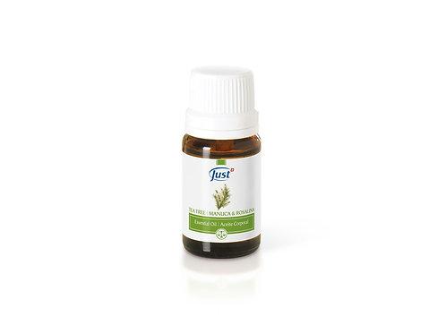 Aceite Esencial de Tea Tree, Manuca y Rosalina