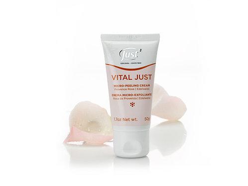 Crema Micro-Exfoliante Vital Just
