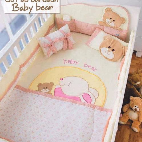 Edredón Cuna Baby Bear
