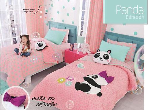 Edredón Panda