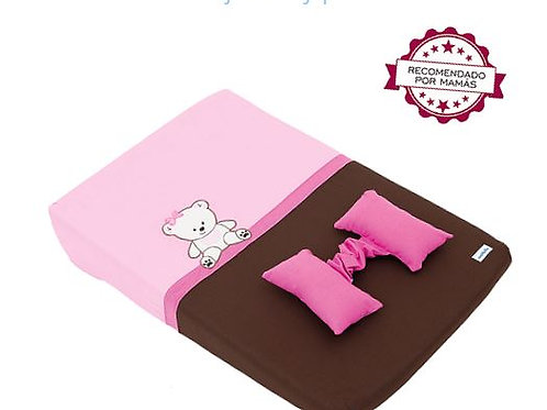 Colchón Anti-Reflujo Baby Pink