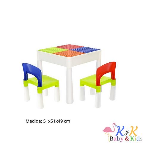 Mesa Multicolor