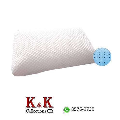 Almohada con infusión de gel