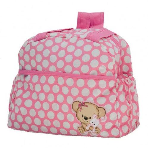 Pañalera Baby Pink