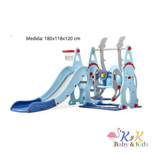 Play Delfines Celeste/Azul