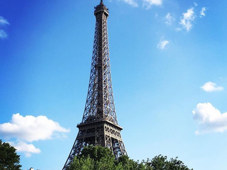 7月パリ撮影会決定